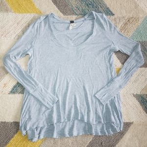 We The Free Flowy Thermal Long Sleeve THUMB HOLES